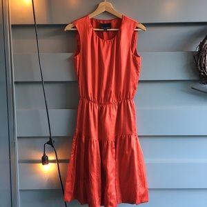 Cynthia Rowley silk sleeveless party dress